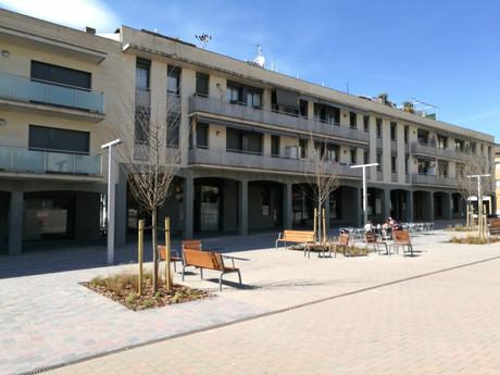 ABL Industria es adjudicataria de la reforma de la plaza de l'Espolsada en les Franqueses del Vallés