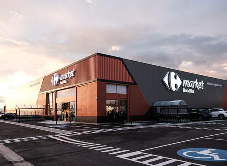 Carrefour market confía los servicios de mantenimiento y reforma a ABL Group