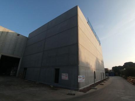 Ampliación de las instalaciones Onmipack