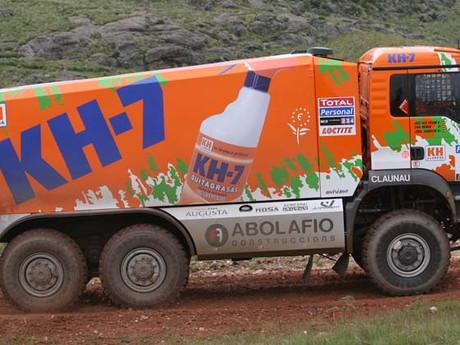 ABL Construccions patrocina Dakar