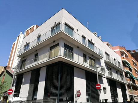 Finalizado el proyecto en la calle Cáceres