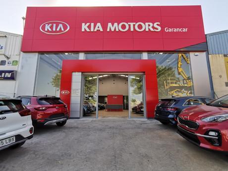 Concesionario para KIA Motors
