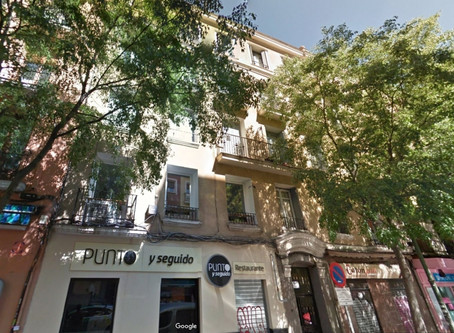 Rehabilitación edificio en Madrid