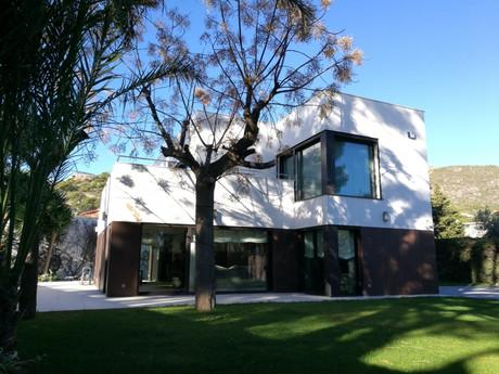 Se finalizan las obras de la unifamiliar en Castelldefels