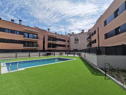 Promoción de dos edificios plurifamiliares en Sabadell
