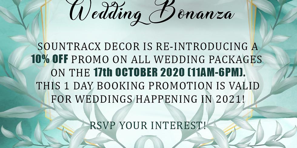 Wedding Bonanza