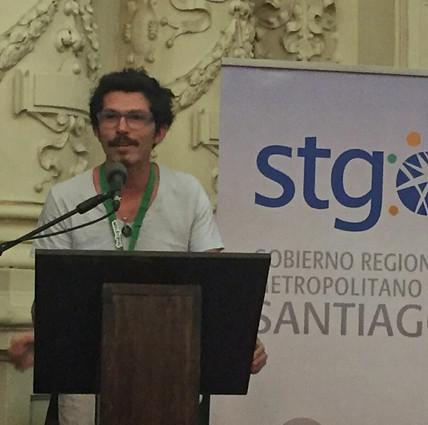 Intervención Seminario Municipalidad de Santiago