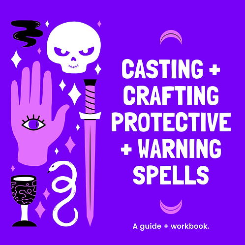 Protective + Warning Spells Guide