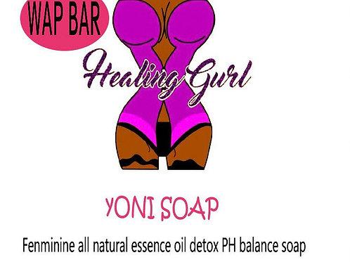 WAP BAR-YONI SOAP