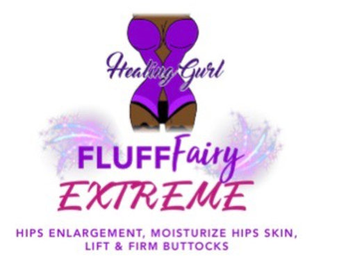 Fluff Fairy Xtreme Enhancement Butt Pills💊/ Fluff Fairy Drops Combo Pack