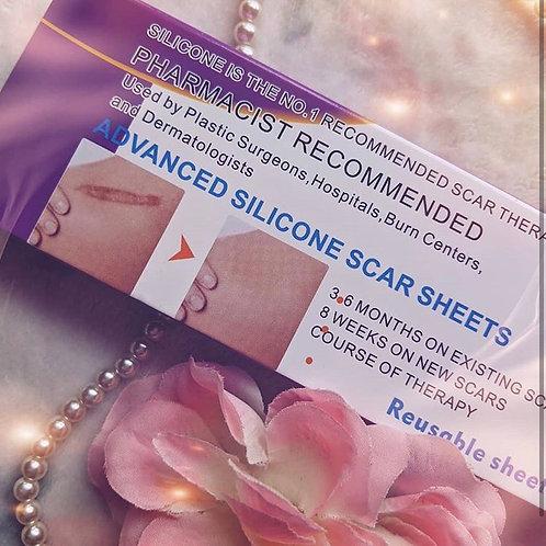 Healing Gurl Advanced Scar Sheets/Healing Gurl Drops(combo pack)
