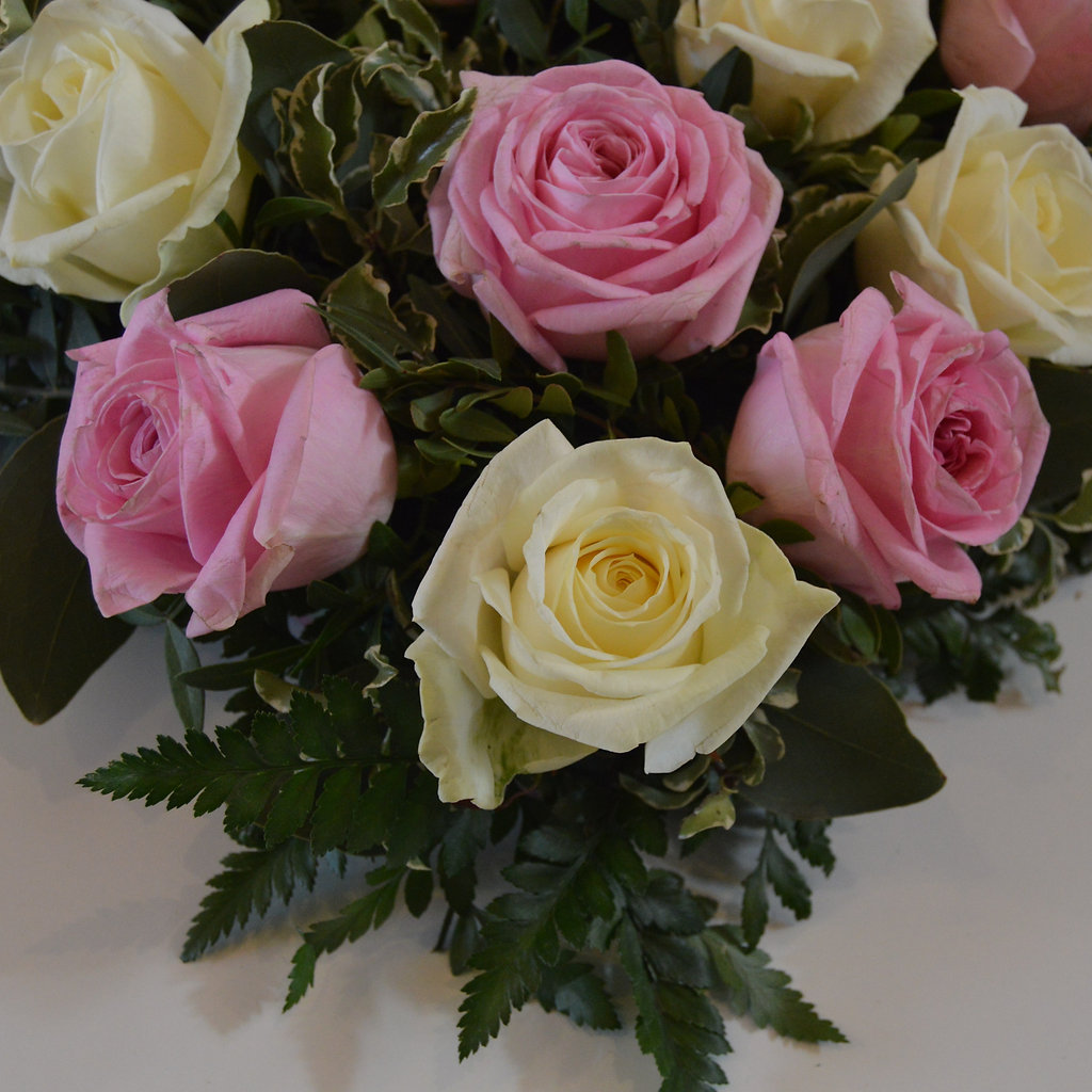 arranged flowers | florist | tonbridge