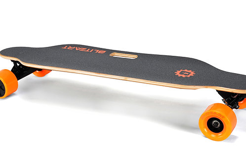 Tornado Electric Longboard - Orange