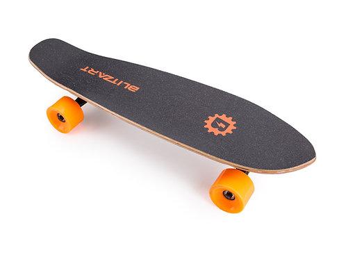 Mini Flash Electric Skateboard - Orange