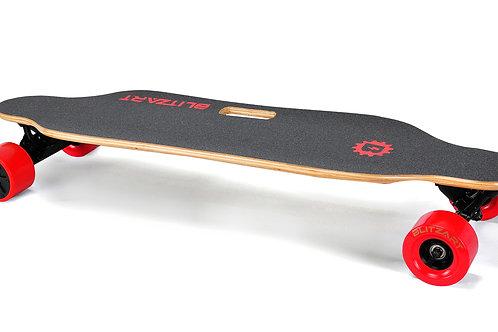 Tornado Electric Longboard - Red