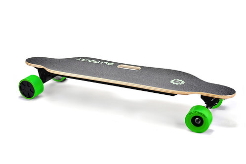 Tornado GT 2nd Generation with Replaceable Tires - Green