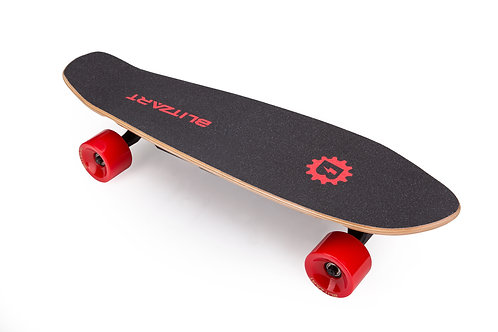 Mini Flash Electric Skateboard - Red
