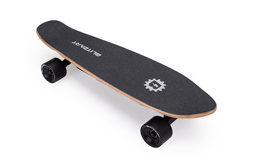 Mini Flash Electric Skateboard - Black