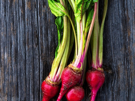 Be An Eater Of Beets