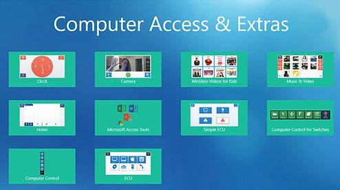 Computer Access and Extras