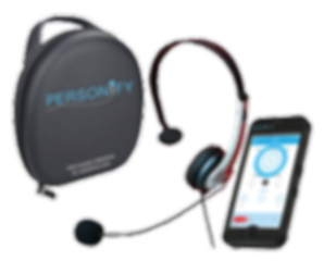 Personify Voice Recording System