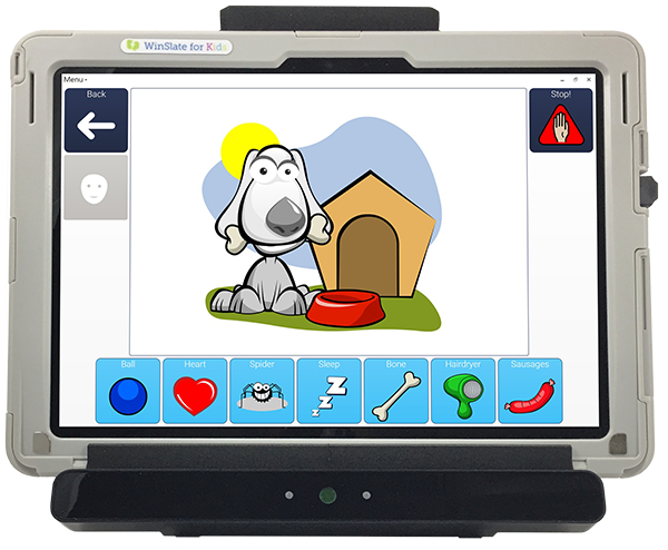 Winslate for Kids with Enable Eyes
