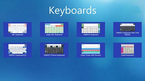 keyboard dashboard