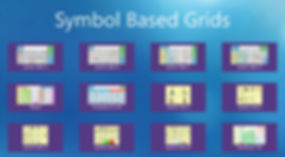 Symbol Based Grids Dashboard
