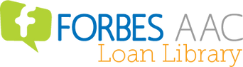 Forbes AAC loan library logo
