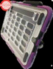 AAC keyguard