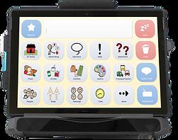 WinSlate Hiru 03 21_front symbol talker