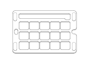 MultiChat 15 Location Keyguard