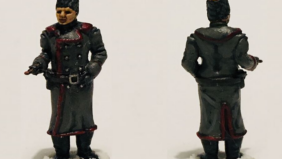 28mm 1/56 Soviet Winter General