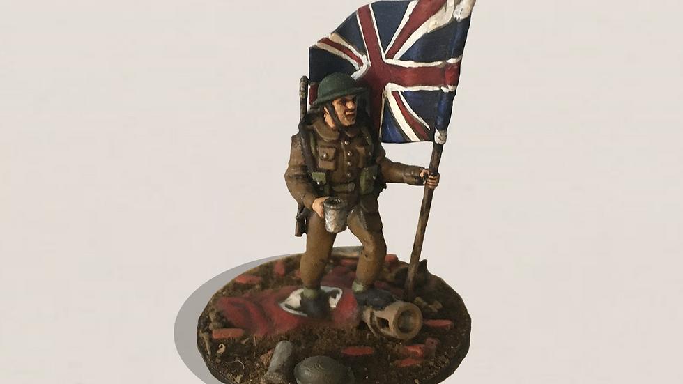 28MM Britannia Triumphant BRITISH WW2 SOLDIER