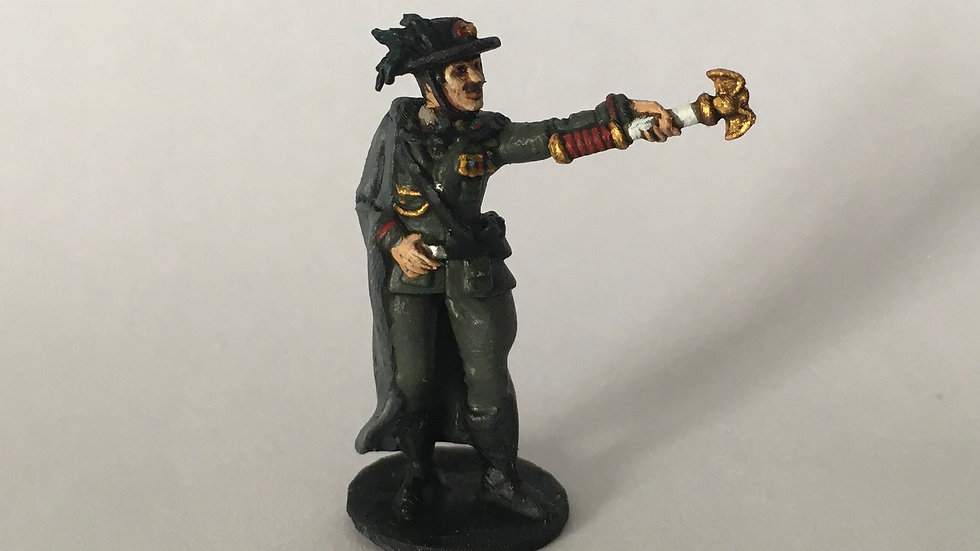 28MM Italian Officer WW2