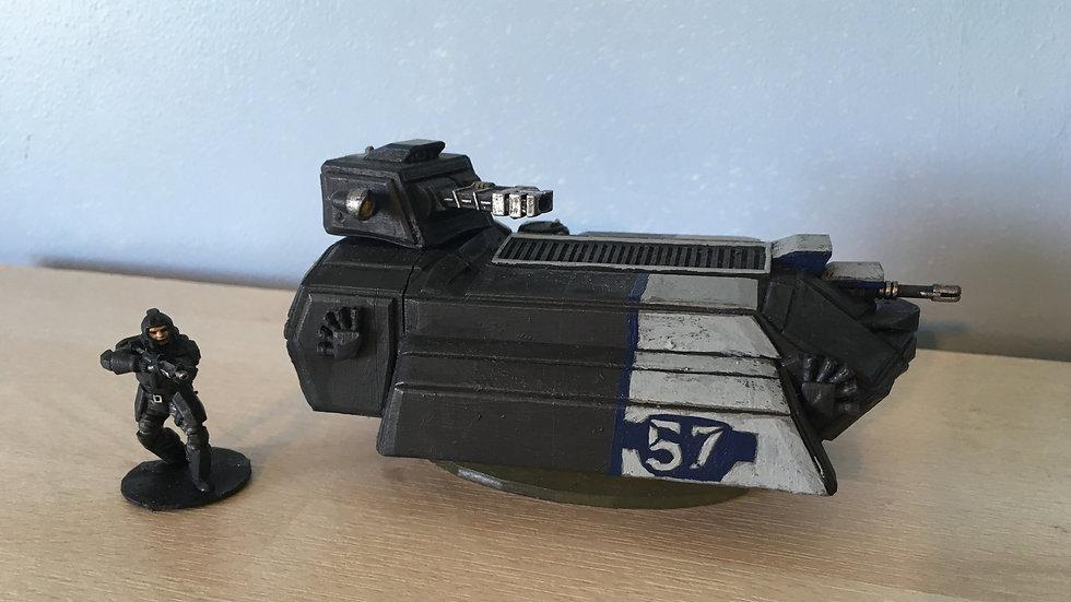 28mm Sci Fi Futuristic Light Tank AFV