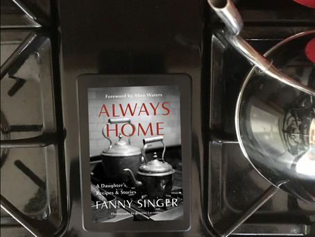 Always Home: A Daughter's Recipes and Stories