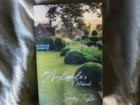 The Anglophile's Notebook
