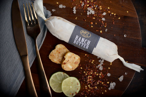 Spicy Chile & Lime Ranch Butter
