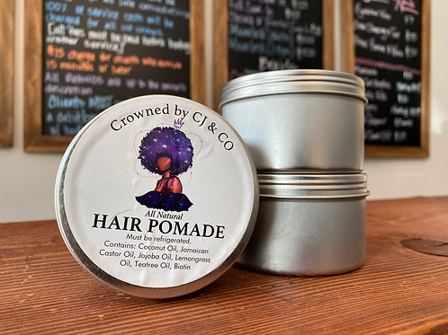 Crown by CJ & CO hair pomade