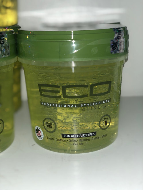 Eco Styler Gel with Olive Oil