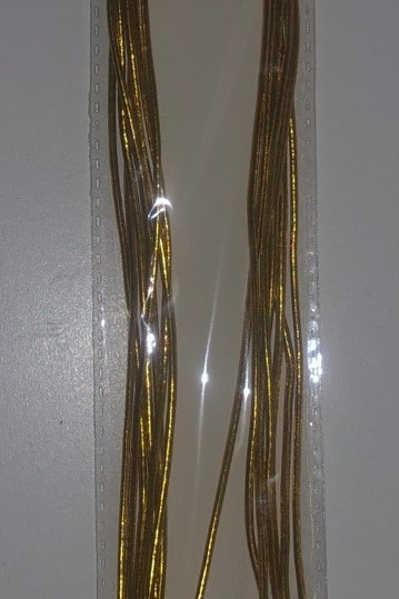 Gold Braid Wraps
