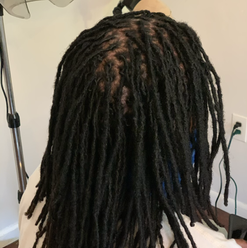men dreadlocs