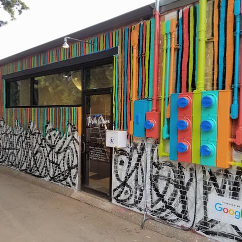 2017 Plaza Walls Mural