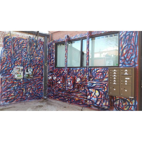First Plaza Mural