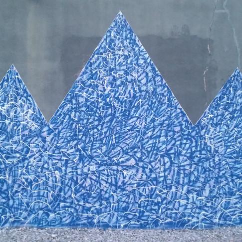 STASH Mural