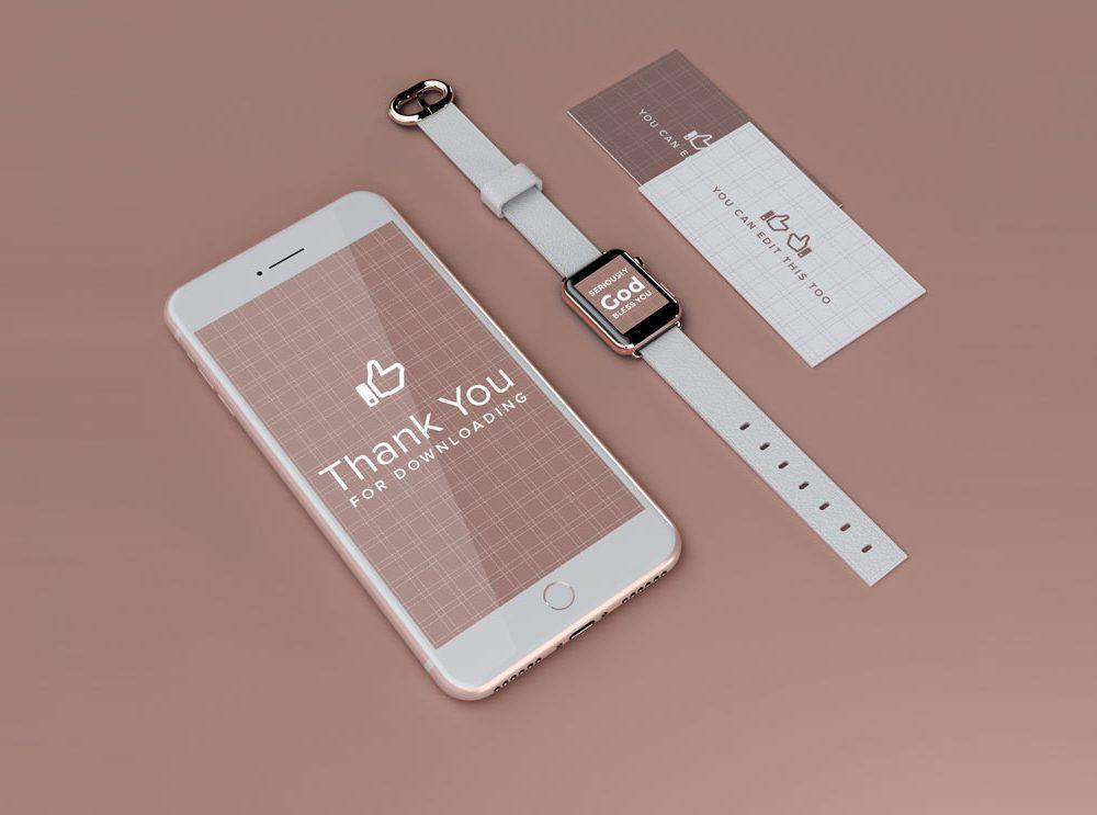 Mobile App Design - Branding