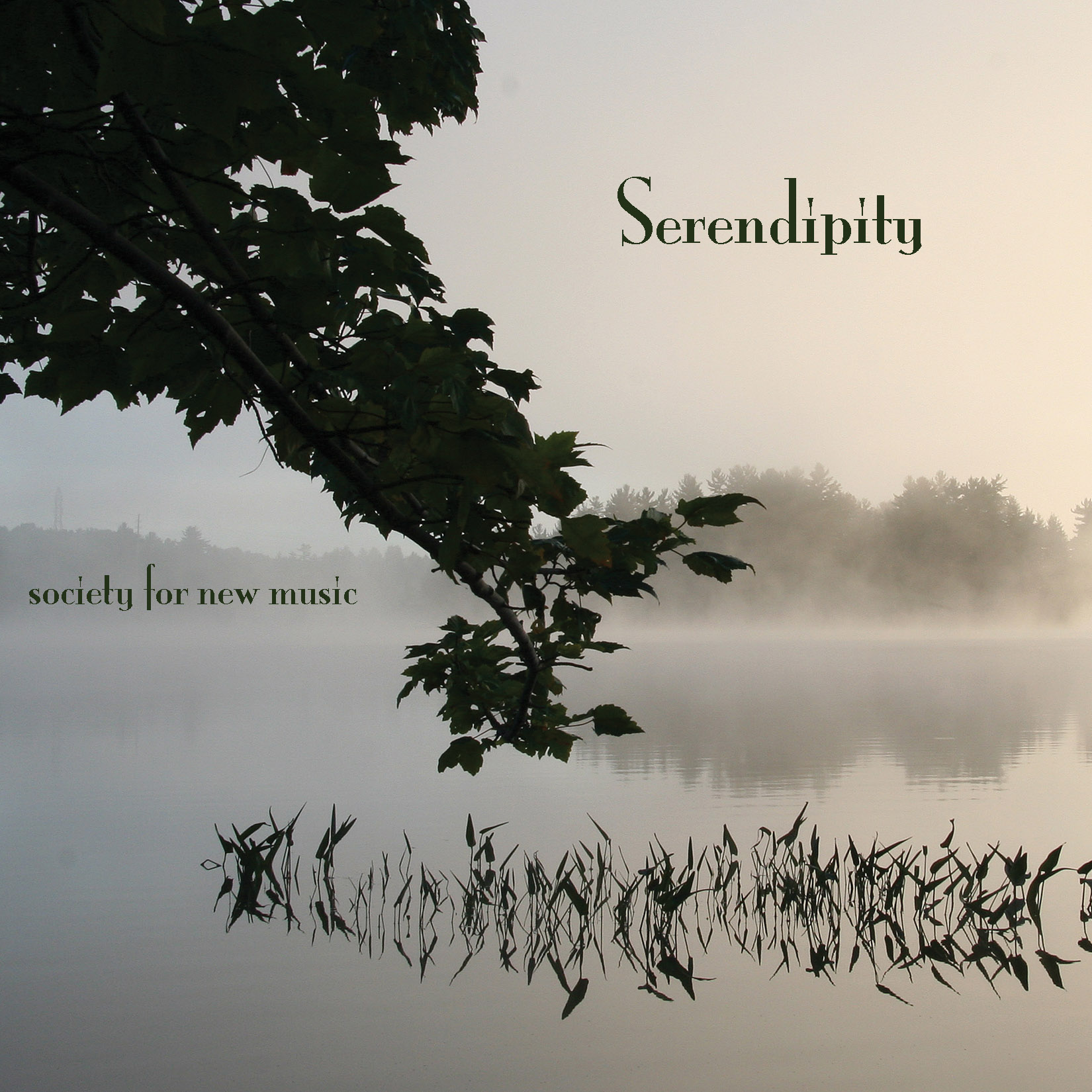 Serendipity, Society for New Music