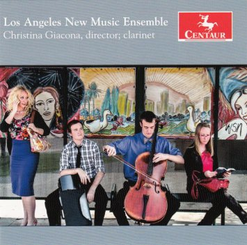 Los Angeles New Music Ensemble