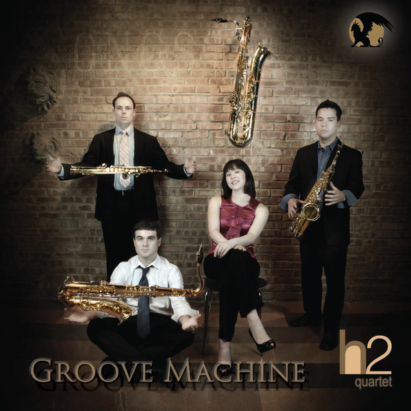 Groove Machine, h2 Quartet